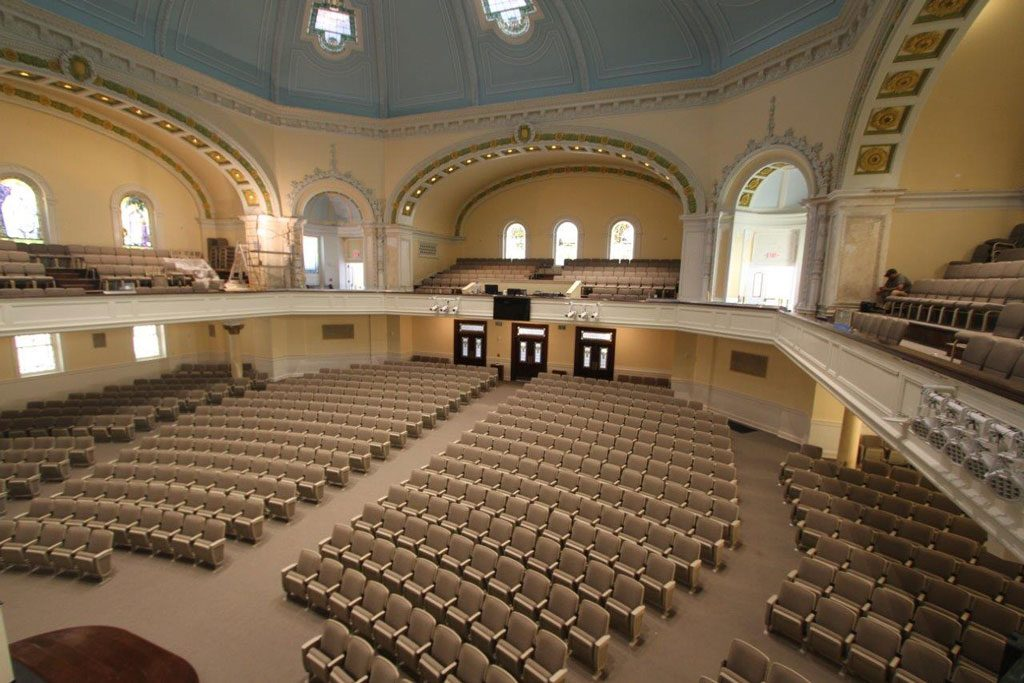 Immanuel Baptist Church, Louisville, KY