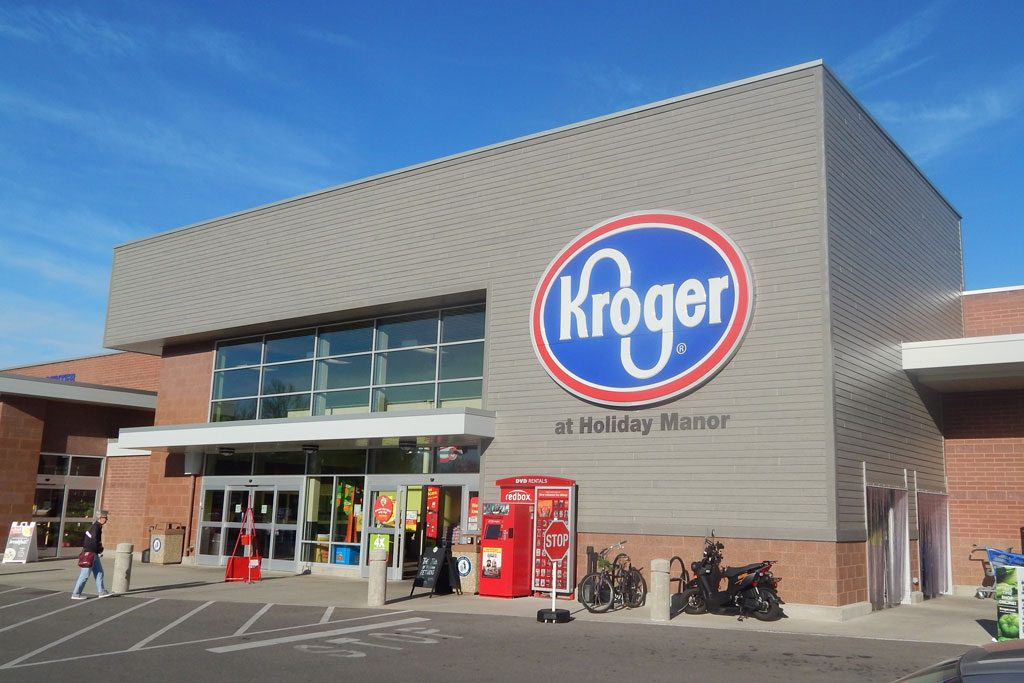 Kroger Holiday Manner, Louisville, KY