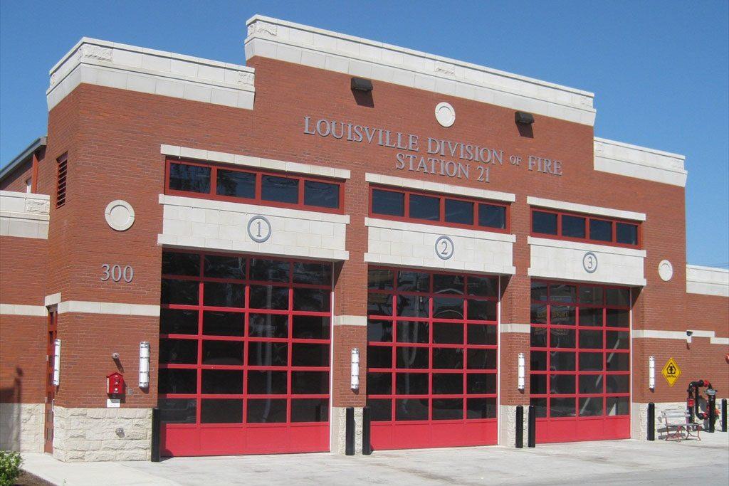 Louisville Metro Fire Station 21, Louisville, KY