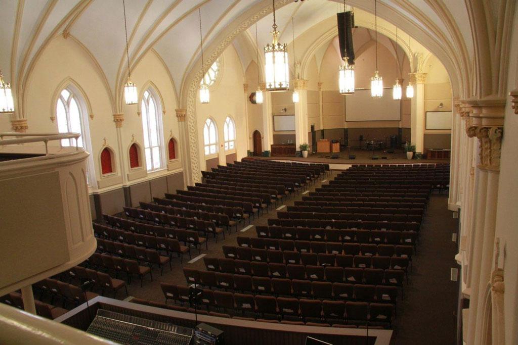 Sojourn Church Midtown, Louisville, KY