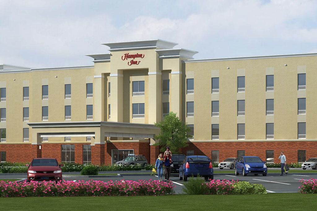 Hampton Inn, Gardner, KS