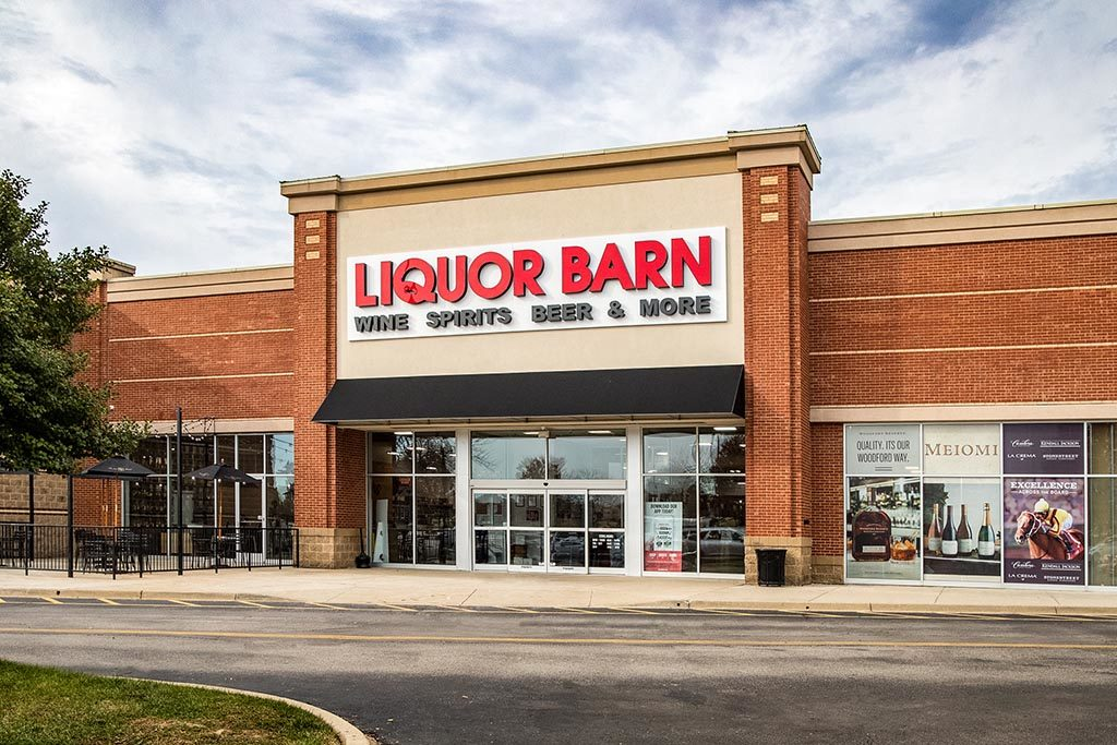 Liquor Barn on Louisville's Town Center Drive