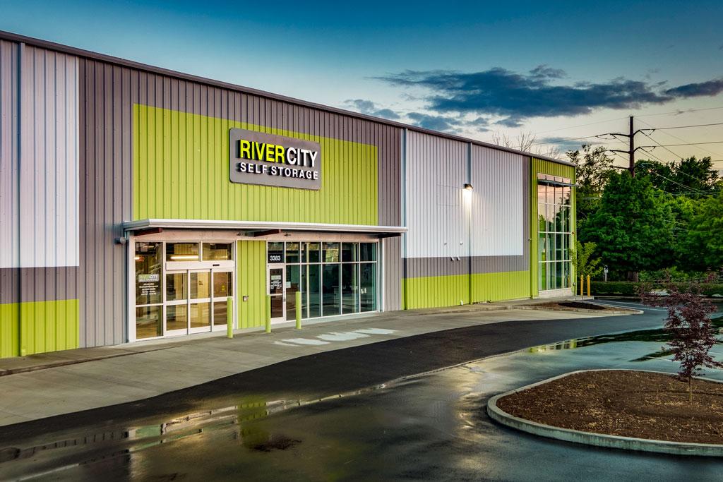 Merveilleux River City Storage