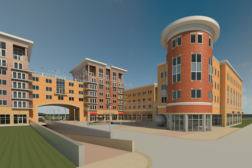 River View Mix-Use Development New Albany, IN